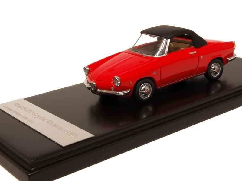 54173 Abarth 850 Spyder Riviera 1959