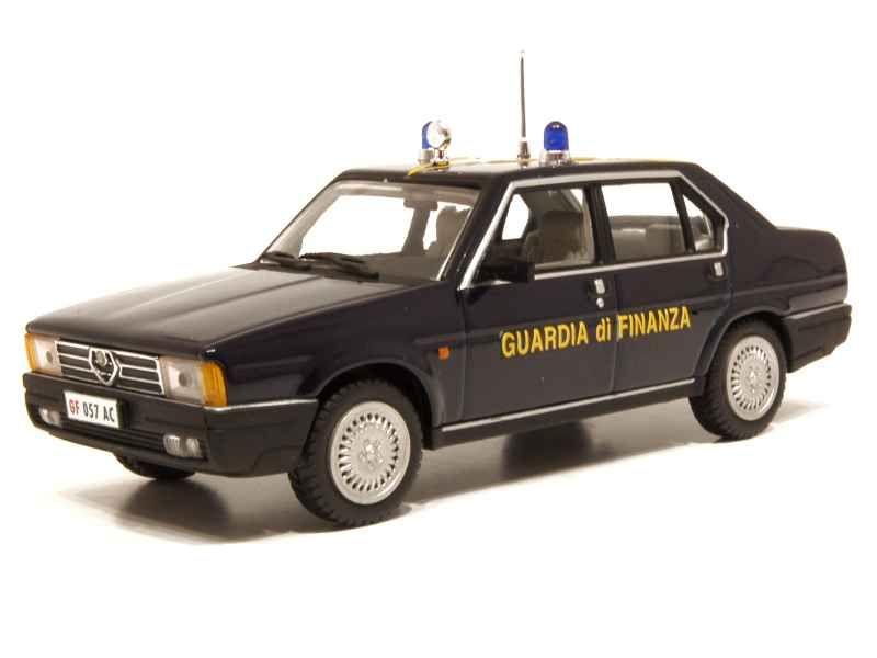 54244 Alfa Romeo 90 Guardia Di Finanza 1988