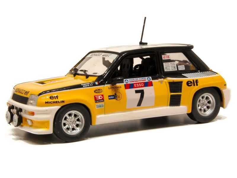 54751 Renault R5 Turbo Tour de Corse 1982