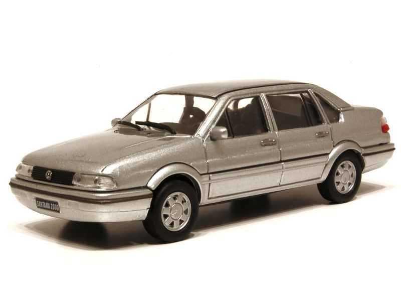 54984 Volkswagen Santana Shanghai 2000