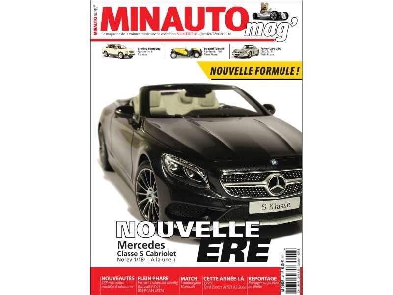 55 MINAUTO mag' No48 Janvier/ Février 2016