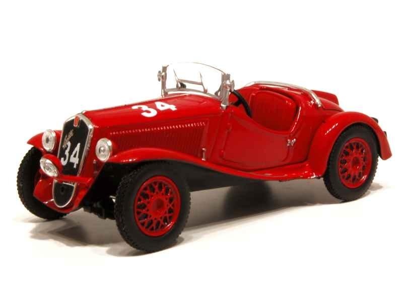 55017 Fiat Ballila Sport Mille Miglia 1937