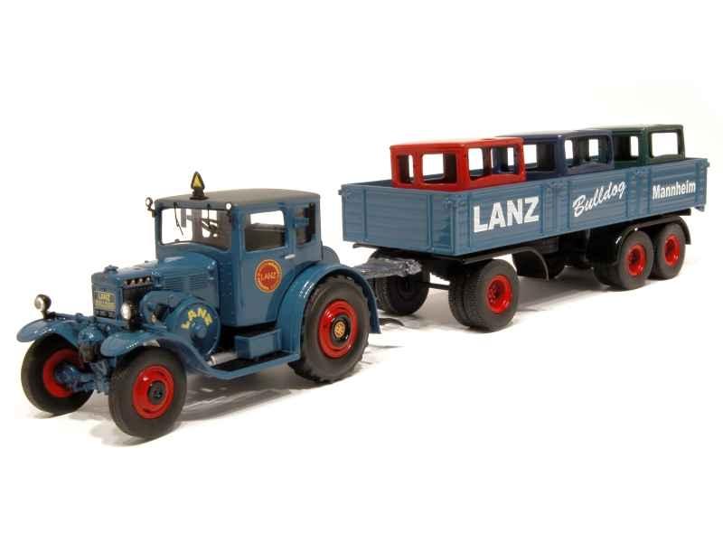 55219 Lanz Eilbulldog