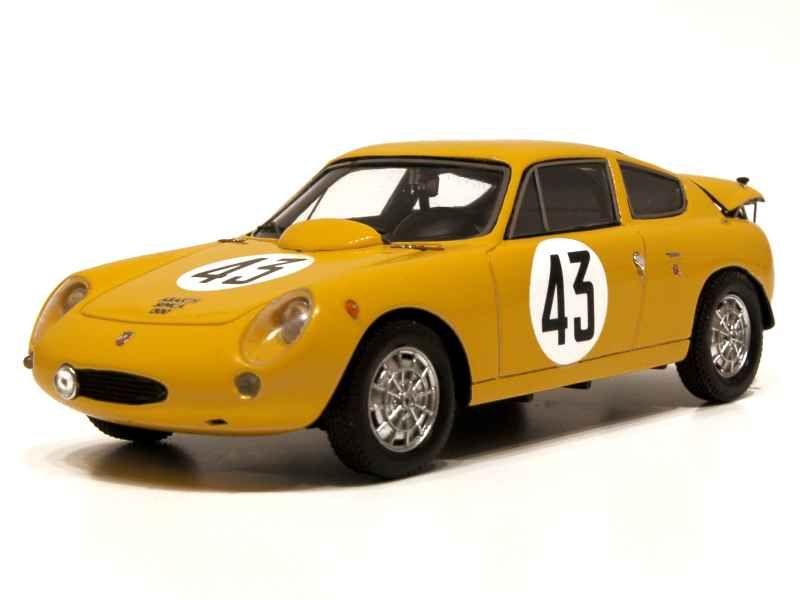 55563 Abarth Simca 1300 Le Mans 1962