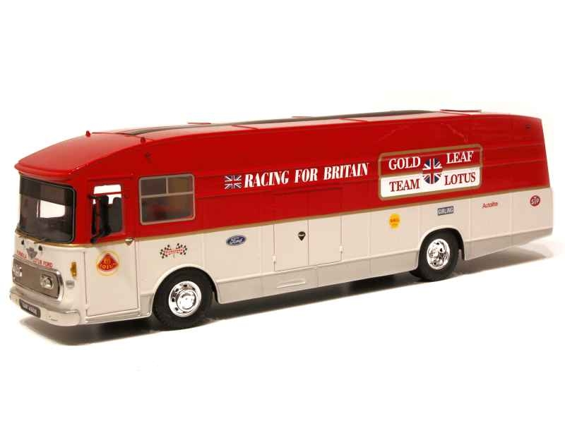 55710 AEC Transporter Team Lotus 1971