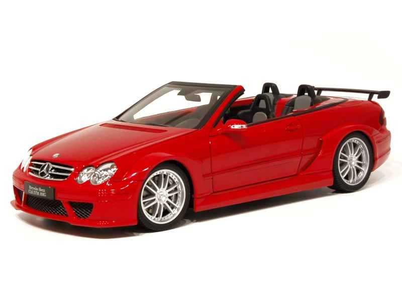 55762 Mercedes CLK DTM AMG Cabriolet 2005