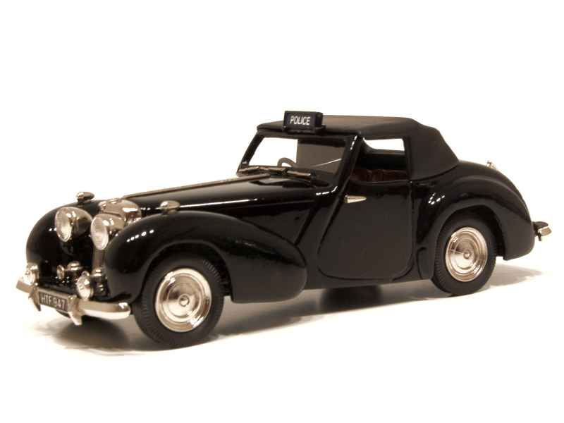 56008 Triumph 2000 Roadster Police 1949