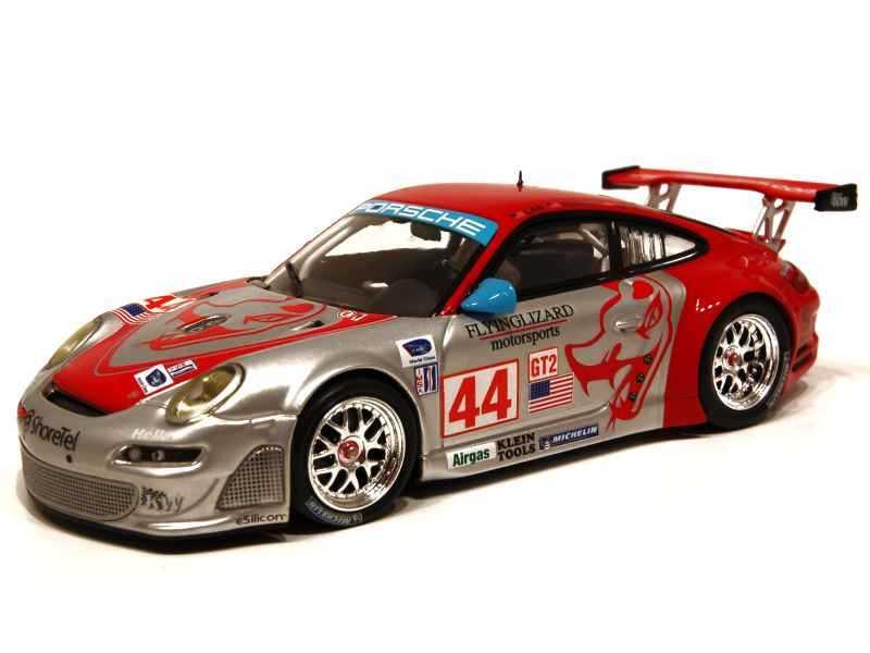 56144 Porsche 911/997 GT3 RSR ALMS 2006