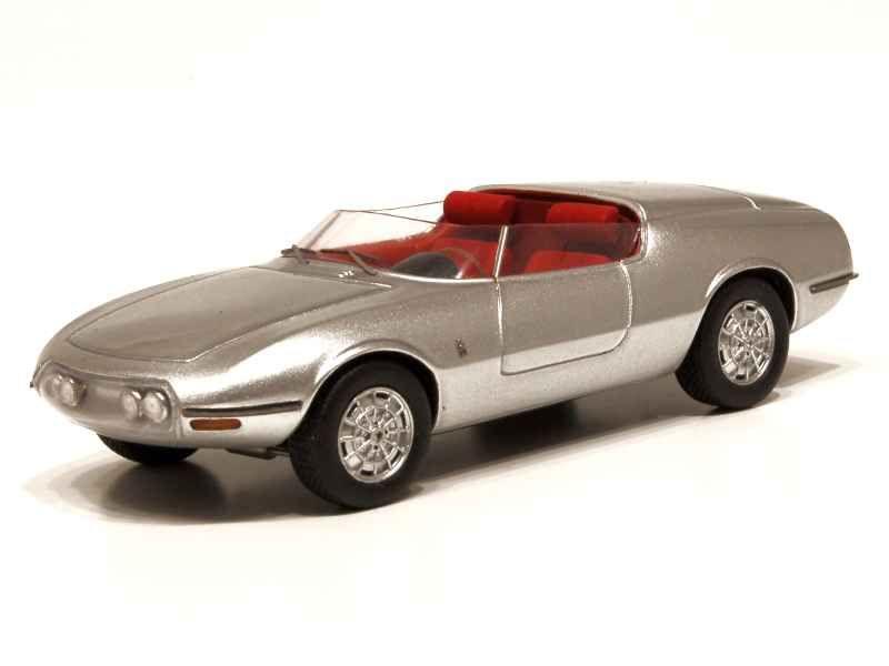 56210 Abarth 1000 GT Spyder Pininfarina 1964