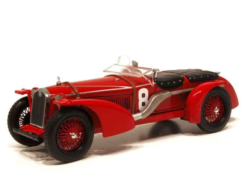 56396 Alfa Romeo 8C Le Mans 1932