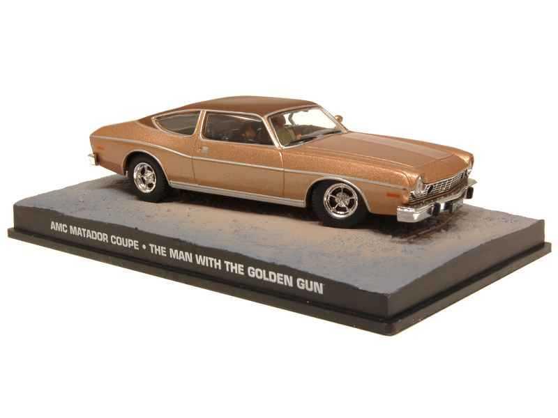 56633 AMC Matador Coupe James Bond 007