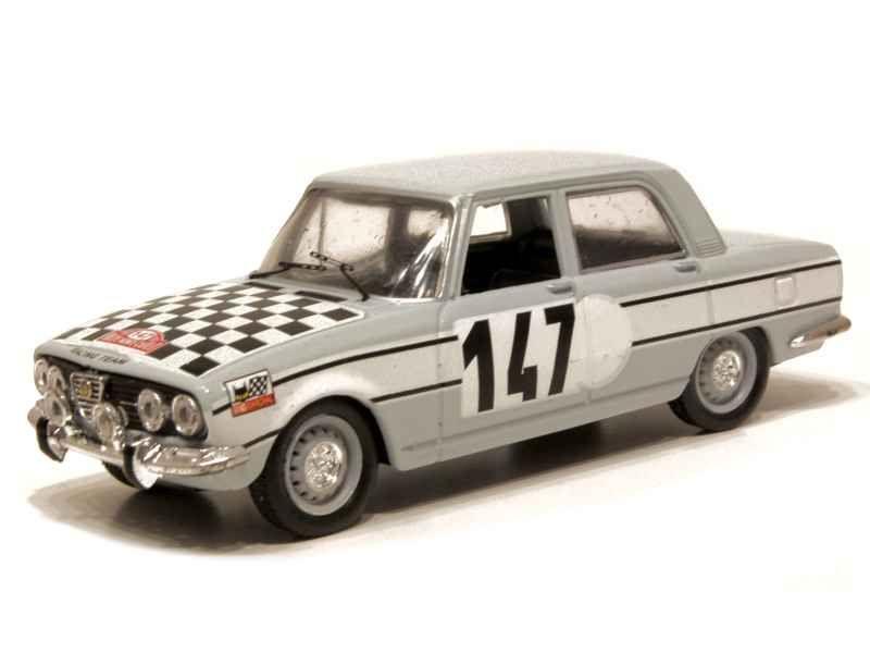 56854 Alfa Romeo 2000 Berlina Monte Carlo 1972