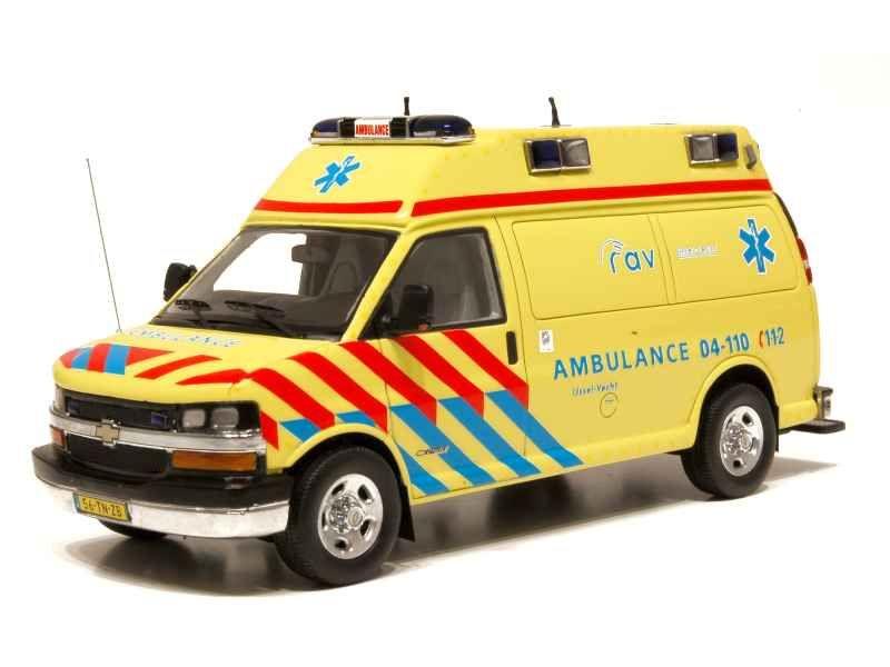 57163 Chevrolet 610 GTM Ambulance