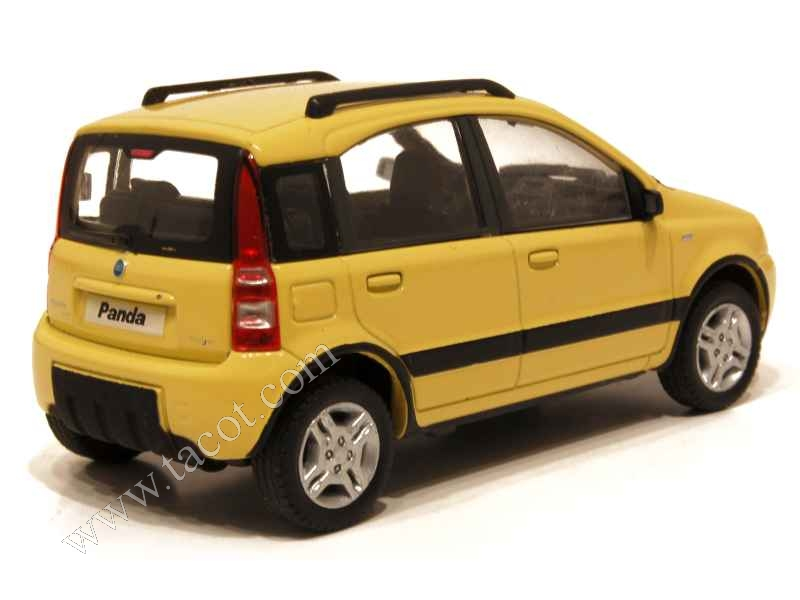 fiat panda 4x4 2005 oliex 1 43 autos miniatures tacot. Black Bedroom Furniture Sets. Home Design Ideas