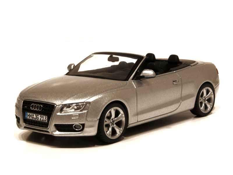 57896 Audi A5 Cabriolet 2009