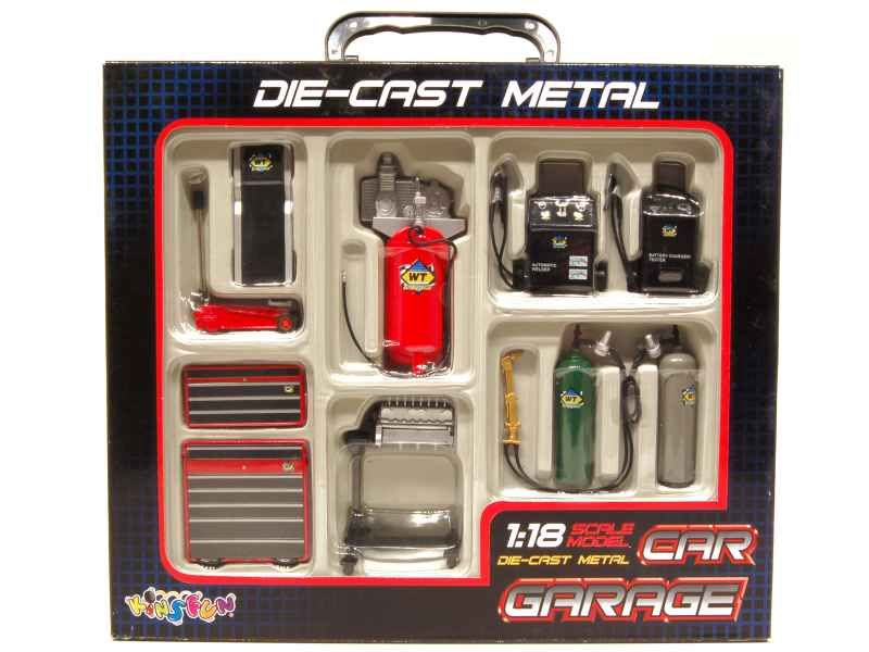 58145 Divers Accessoires Garage