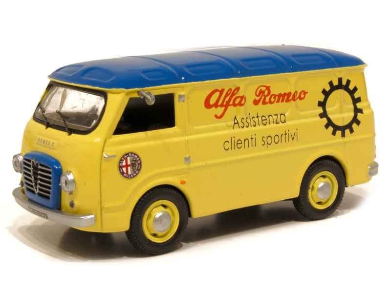 58151 Alfa Romeo Roméo 2 Assistance 1960