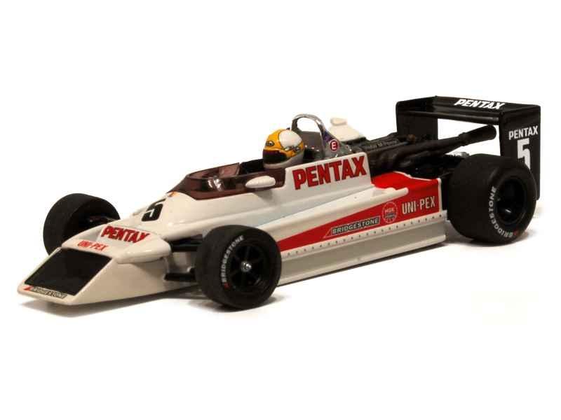 58178 March 792 F2 BMW GP Suzuka 1979