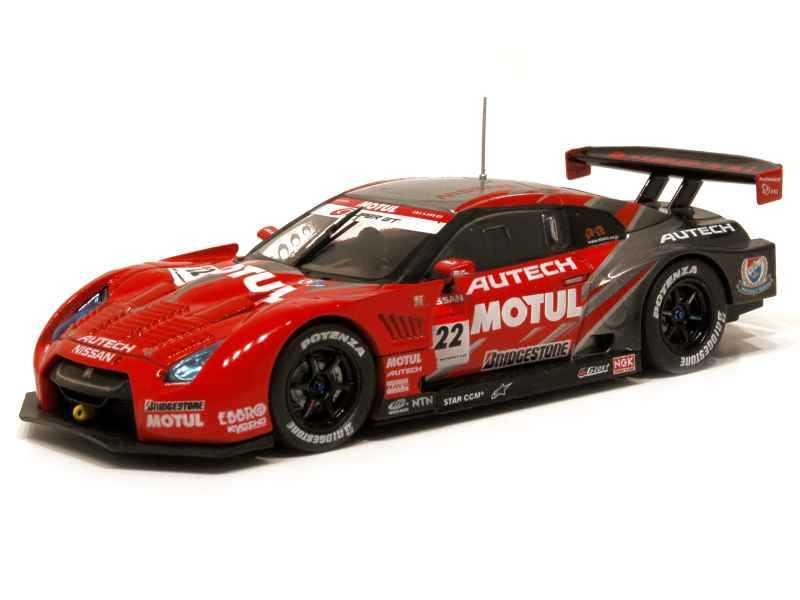 58195 Nissan Skyline GTR Super GT500 2008