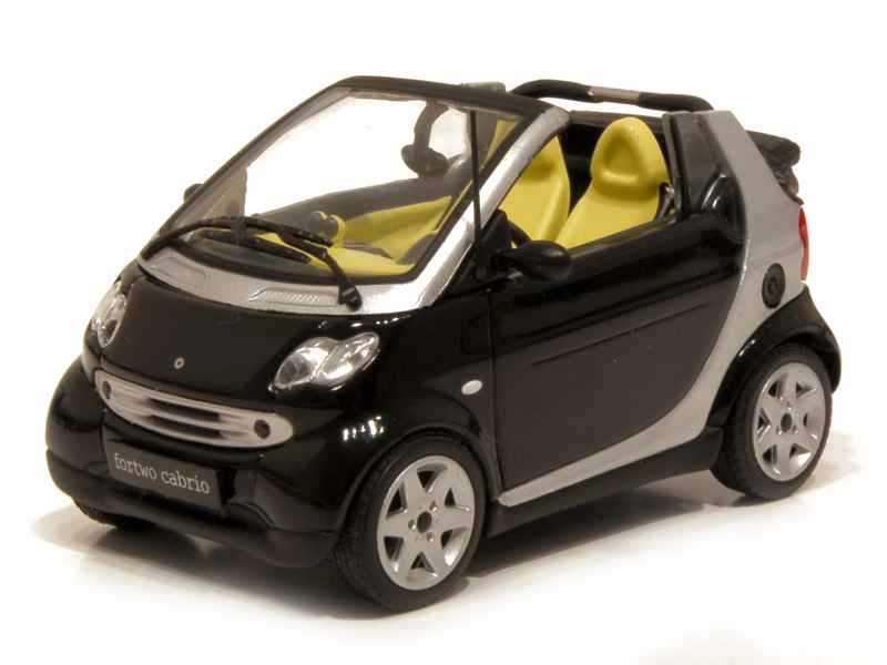 58494 Smart Fortwo Cabriolet 2006