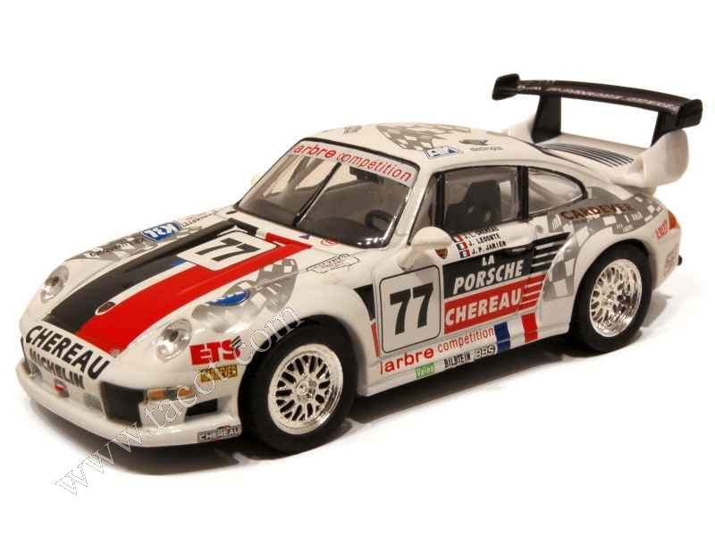 porsche 911 993 gt2 le mans 1997 solido 1 43 autos miniatures tacot. Black Bedroom Furniture Sets. Home Design Ideas
