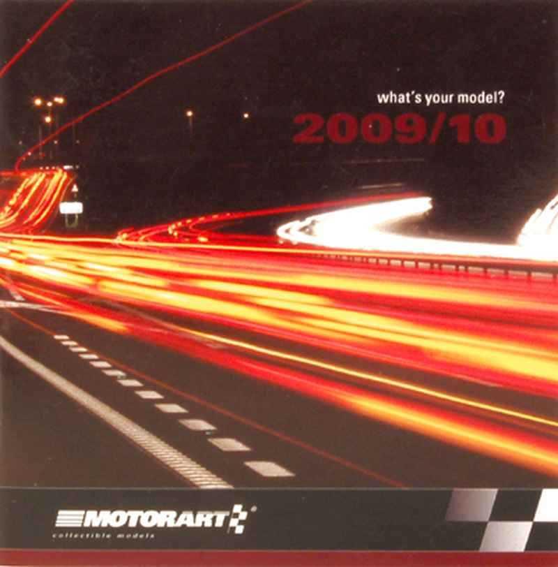 586 Catalogue Motorart 2009/2010