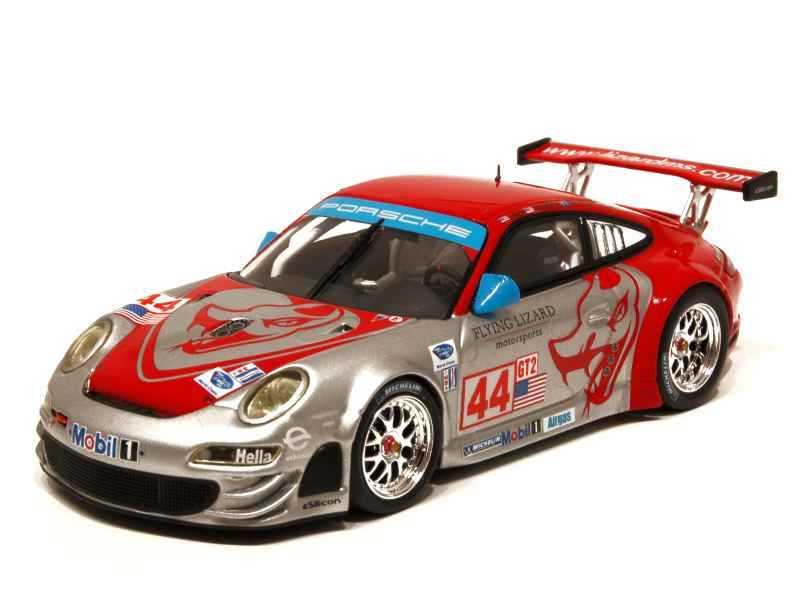 58969 Porsche 911/997 GT3 RSR Sebring 2008