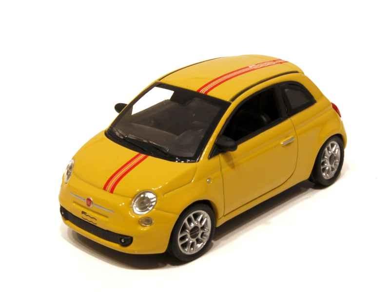 59157 Fiat 500 Sport 2009