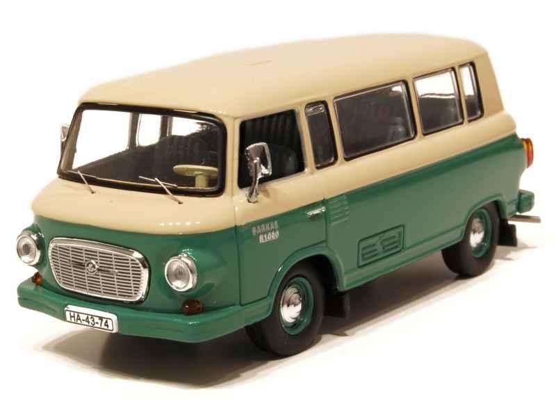 59304 Barkas B1000 Minibus 1965
