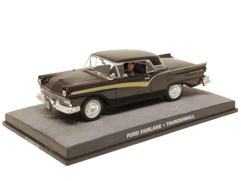 59439 Ford Fairlane James Bond 007