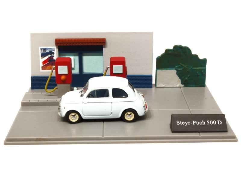 59627 Steyr-Puch 500 D