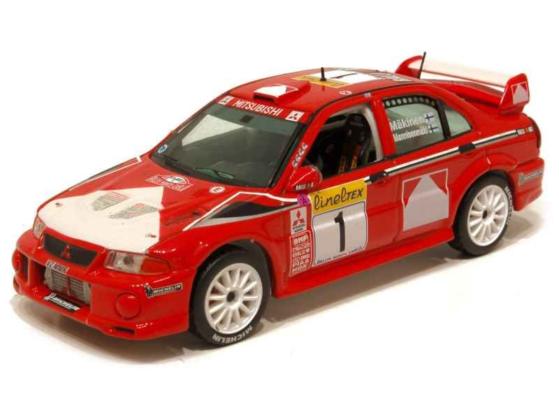 60052 Mitsubishi Carisma GT Monte Carlo 2000