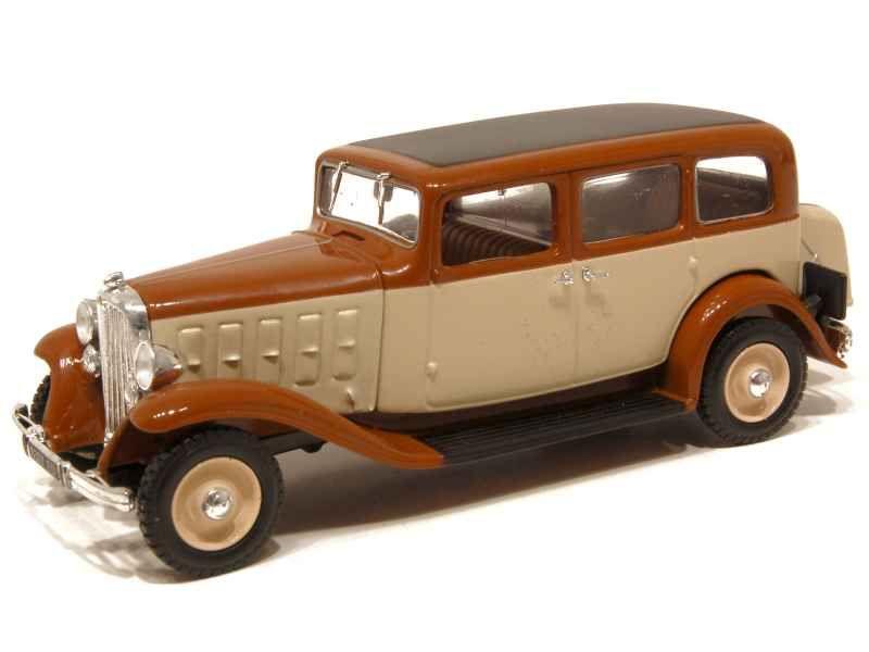 60178 Citroën 15A Familiale 1933