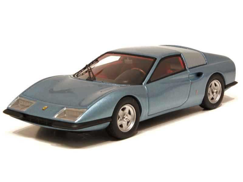 60634 Ferrari P6 Pininfarina 1969