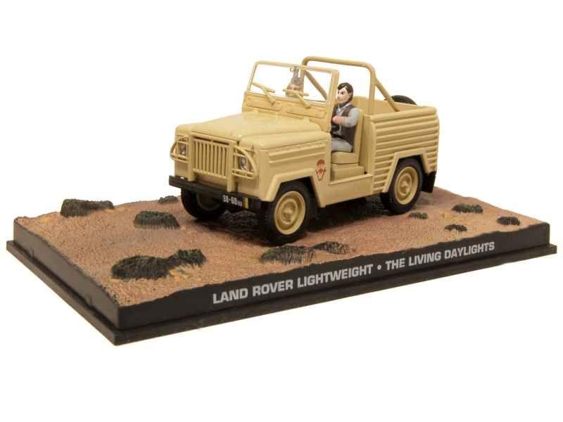 60861 Land Rover Lightweight James Bond 007