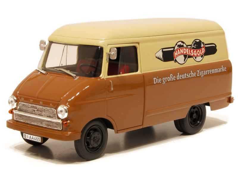 60884 Opel Blitz Fourgon 1960