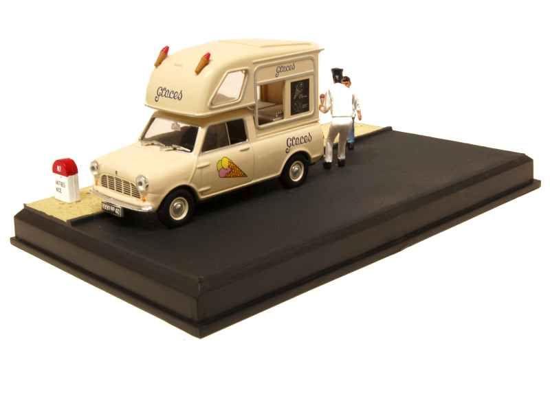 61439 Austin Mini Pick-Up Glacier RN7