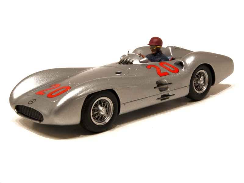 61499 Mercedes W196 GP French 1954