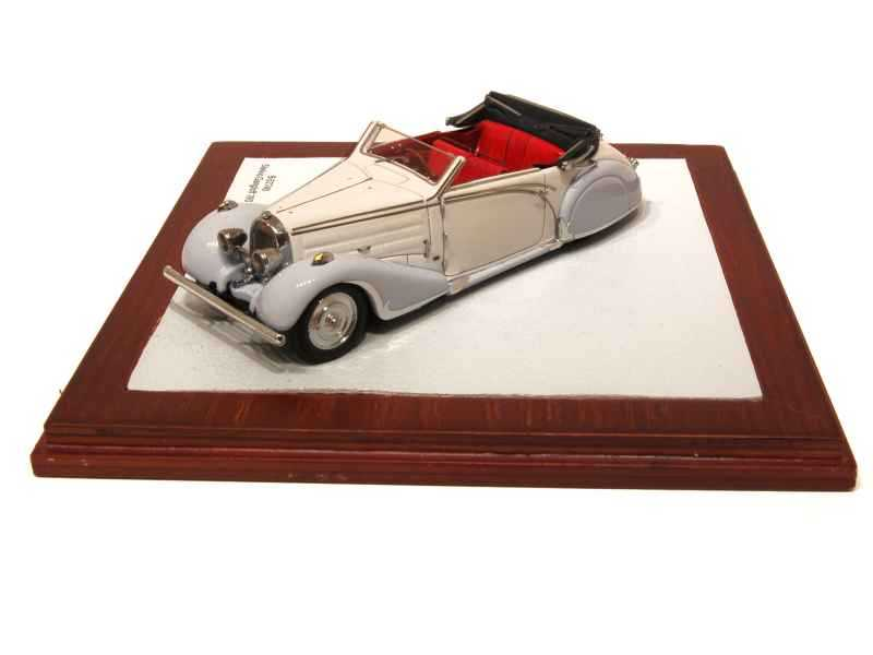 61654 Bugatti Type 57 Stelvio Cabriolet 1939