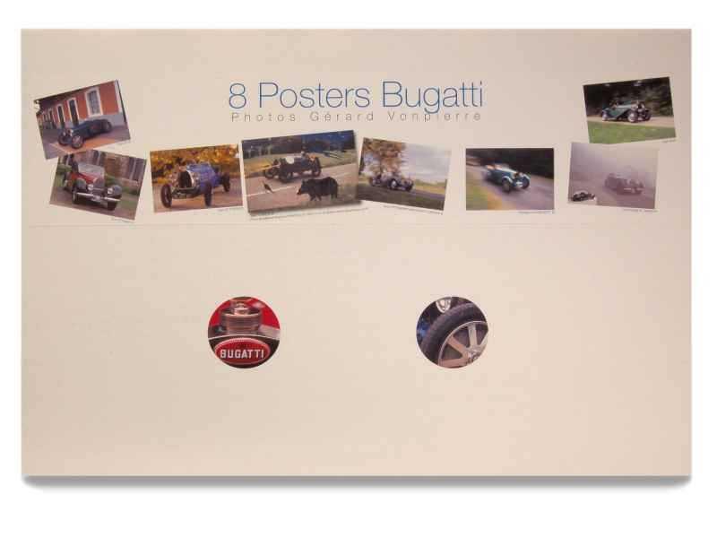 61714 Bugatti Posters Gérard Vonpierre