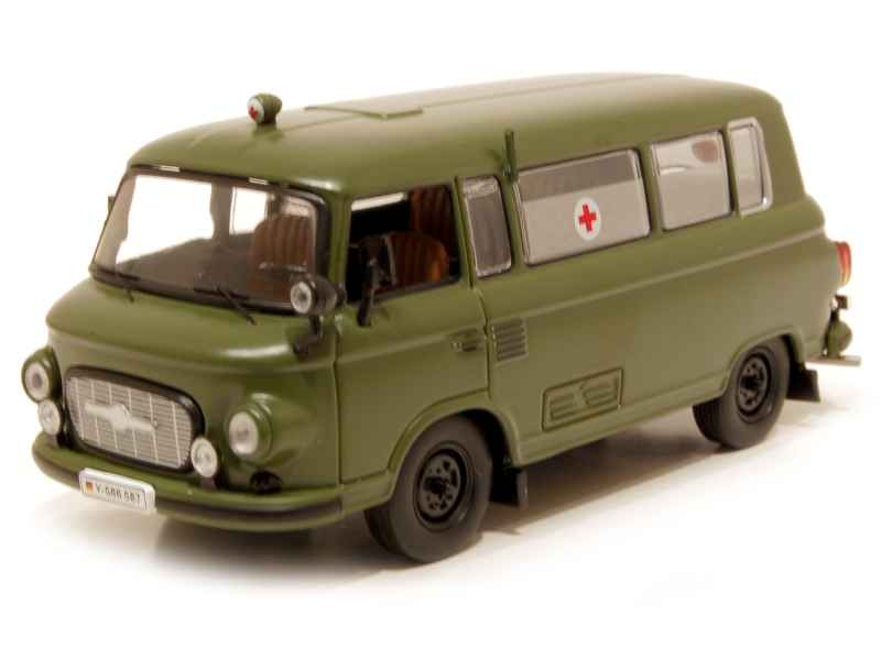 61870 Barkas B1000 Military Ambulance 1964