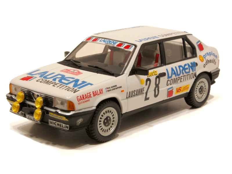 61945 Alfa Romeo 33 Monte Carlo 1988