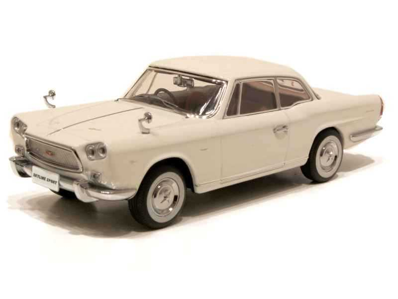 61966 Prince Skyline Coupé 1962