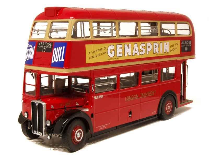 62146 AEC Regent III RT402 1947