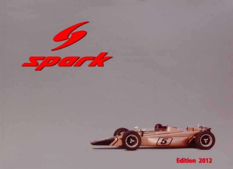 624 Catalogue Spark 2012