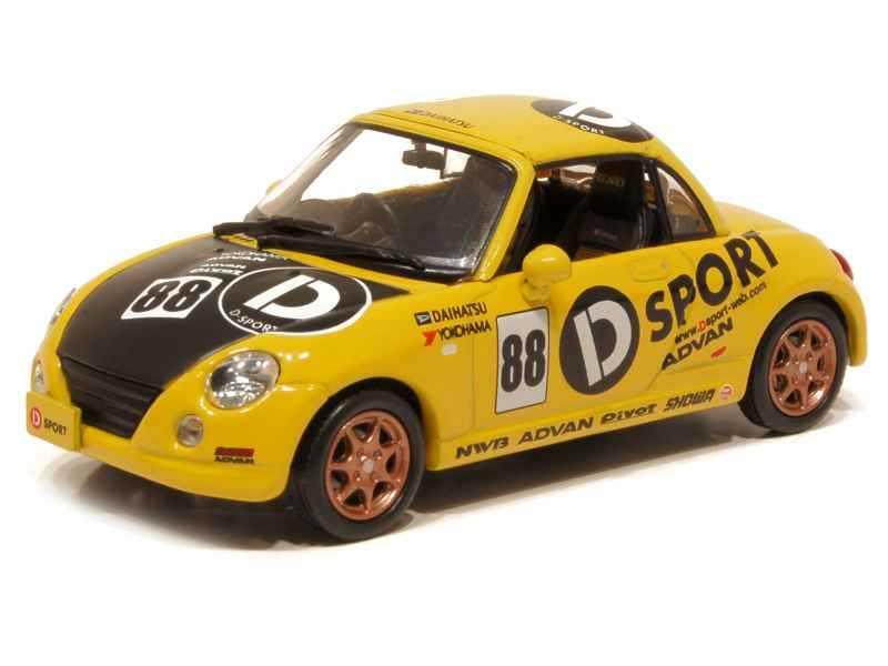 62495 Daihatsu Copen D Sport 2002