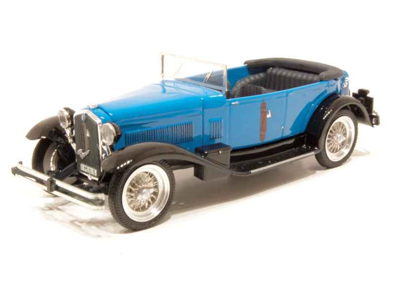 62859 Alfa Romeo 1750 Torpédo Police 1933