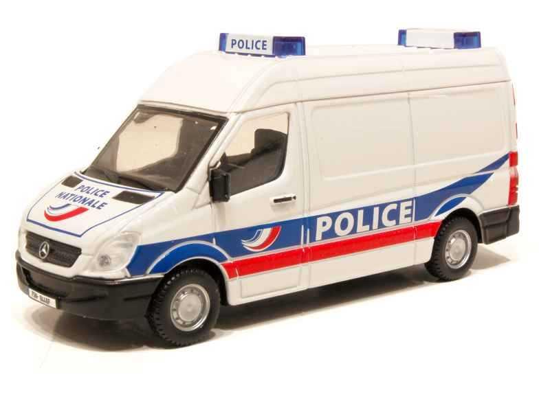 63604 Mercedes Sprinter Fourgon Police