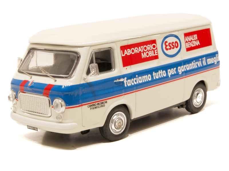 64037 Fiat 238 Fourgon Esso