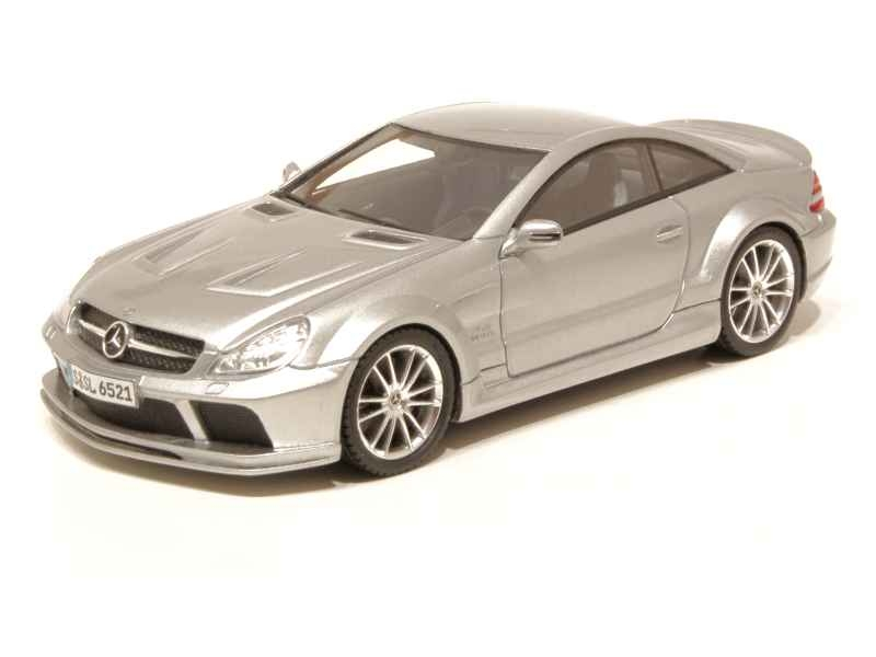 64129 Mercedes SL 65 AMG Black Series/ R231 2009